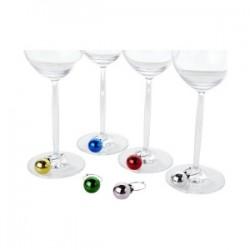 Marqueurs pour verre