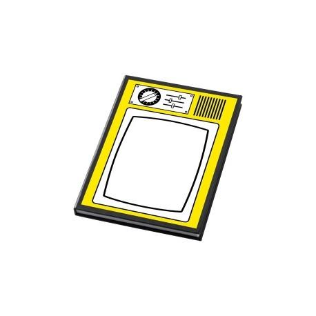 Bloc-notes Cassette