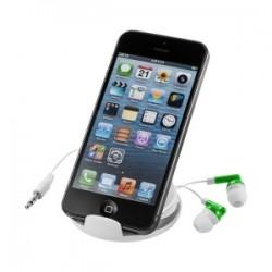 Porte écouteurs et téléphone Storm