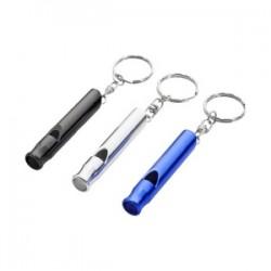Porte-clés avec sifflet