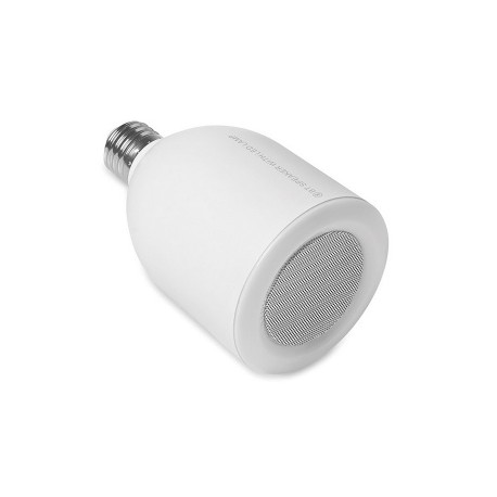 Hautparleur Bluetooth et LED