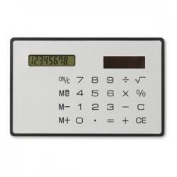 Calculatrice solaire fine