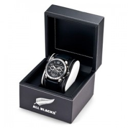 Montre cuir All Blacks