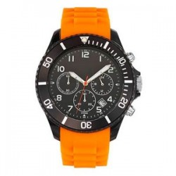 Montre plastique Chrono Freeze