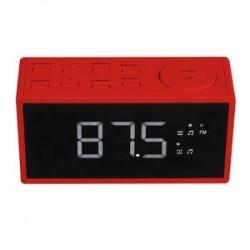 Radio-réveil FM PLL, grand affichage LED