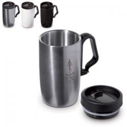 Mug de voyage mousqueton 240ml