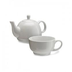 Set composé d'une théire et d'une tasse