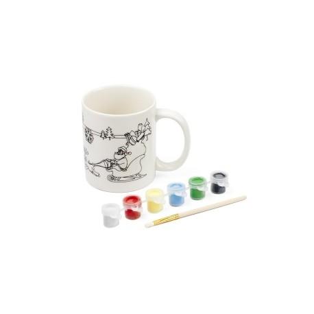 Mug à peindre