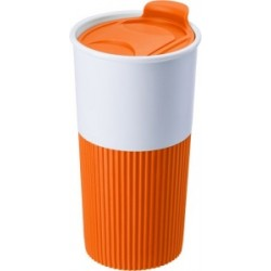 Mug en plastique et silicone