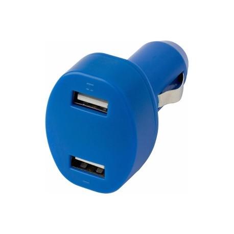 Prise allume-cigare double sortie USB