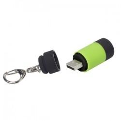 Mini-torche en plastique
