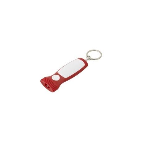 Porte-clés torche en ABS
