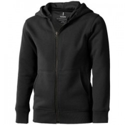 Sweater capuche full zip enfant Arora Elevate