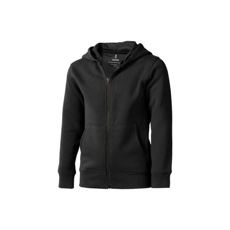 Sweater capuche full zip enfant Arora Elevate