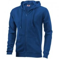Sweater zippé à capuche Utah