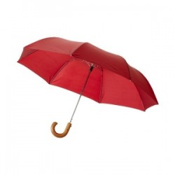 "Parapluie pliant 23"" 2-sections automatique"